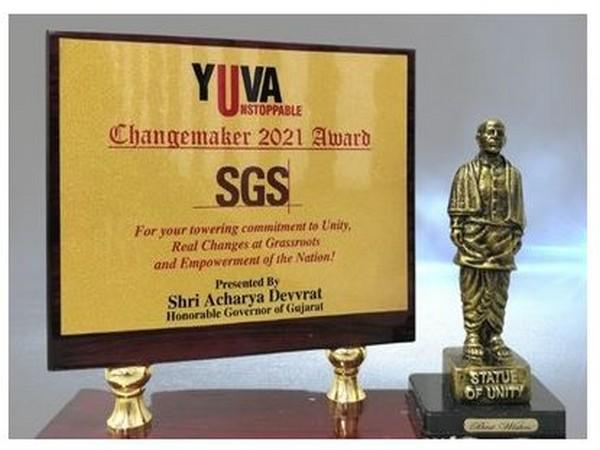 SGS- Changemaker Award 2021
