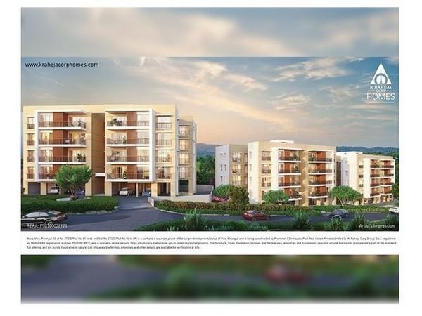 Nova at Raheja Viva designs nature-enriched 2 & 3 bed homes for new-age customers