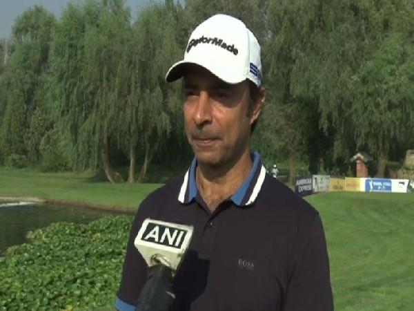 Indian golfer Jyoti Randhawa (Photo/ANI)