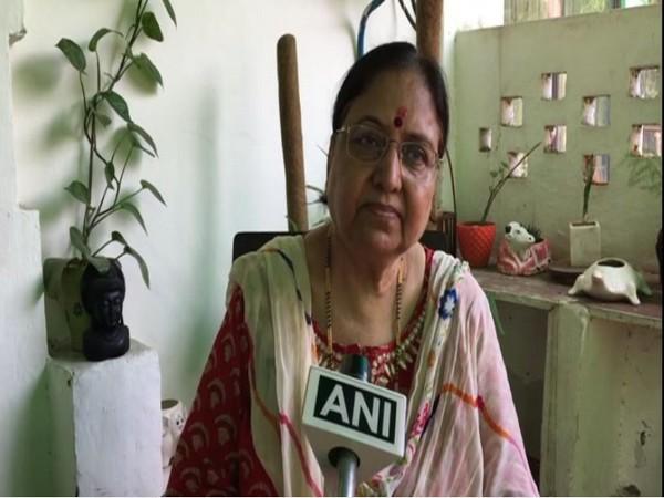 Uttrakhand Governor, Baby Rani Maurya (Photo/ANI)