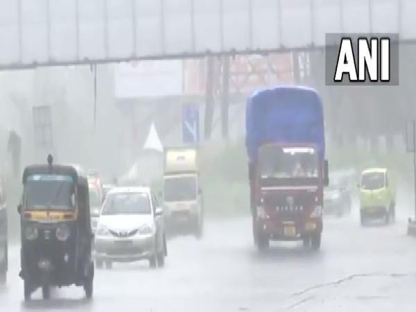 visuals from Chunabhatti Eastern Express Highway