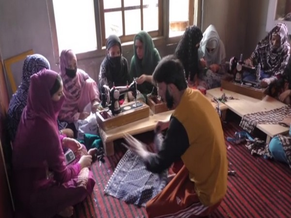 Indian Army established a women empowerment centre in Bernate Village, Baramulla.