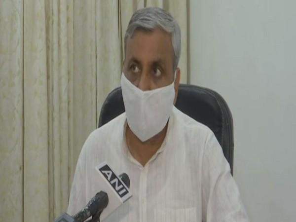 Haryana Agriculture Minister JP Dalal (Photo/ANI)
