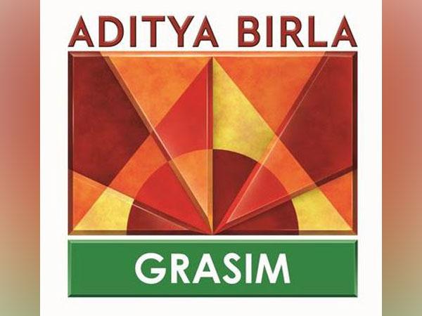 Grasim Industries lays the foundation stone for Aditya Birla