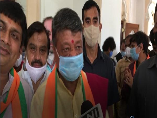 BJP general secretary Kailash Vijayvargiya (Photo/ANI)