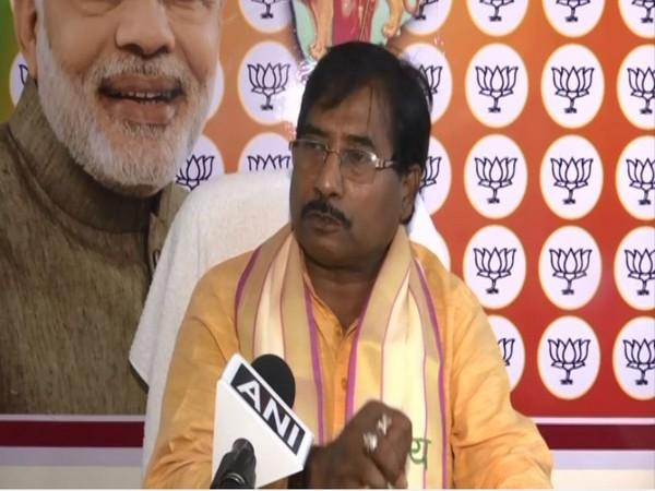 BJP MP Jagannath Sarkar (Photo/ANI)