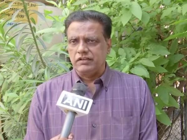 BJP Spokesperson N V Subhash (Photo/ANI)