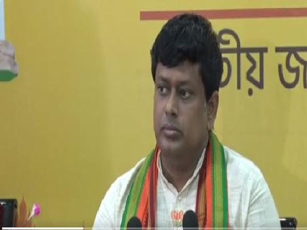 West Bengal BJP chief Sukanta Majumdar (Photo/ANI)