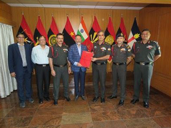 JAIN (Deemed-to-be-University) signs MoU with Indian Army