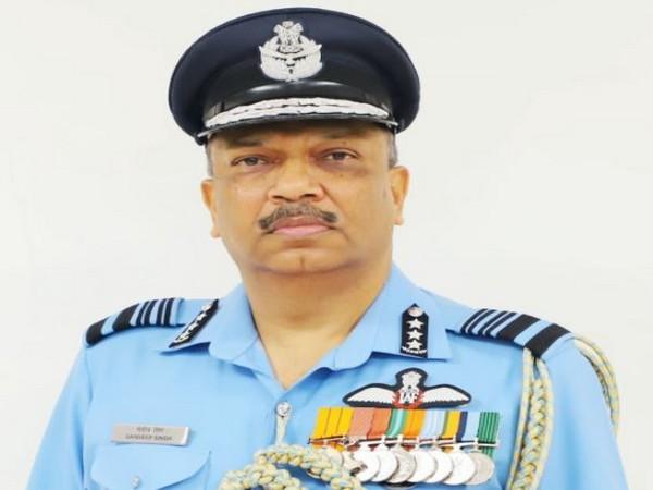 Air Marshal Sandeep Singh (File photo)
