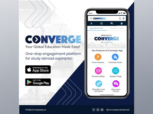 Collegepond launches the Converge App for study abroad aspirants