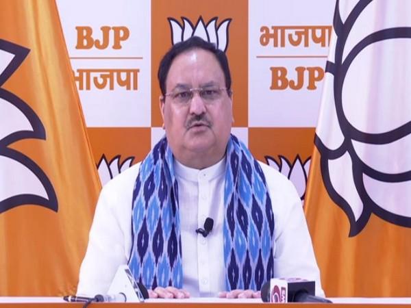 BJP national president Jagat Prakash Nadda (Photo/ANI)