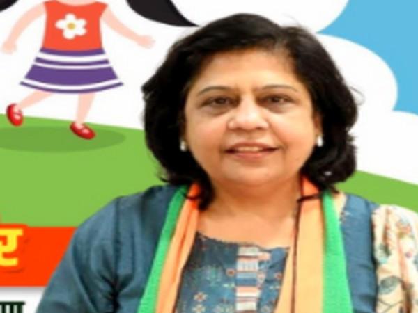 BJP leader Alka Gurjar (Photo/Twitter)