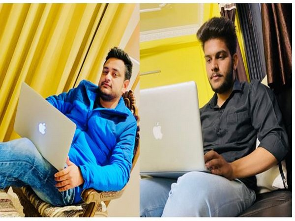Himanshu Sharma and Manish Sharma