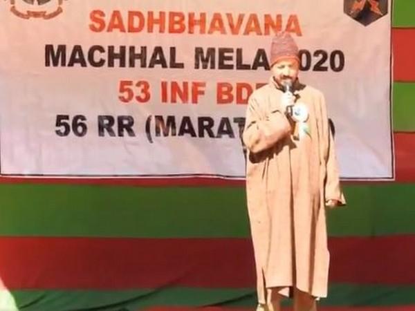 Machhal Mela organised by the Indian Army in Kupwara, Jammu and Kashmir (Video Grab: NorthenCommd.IA Twitter)