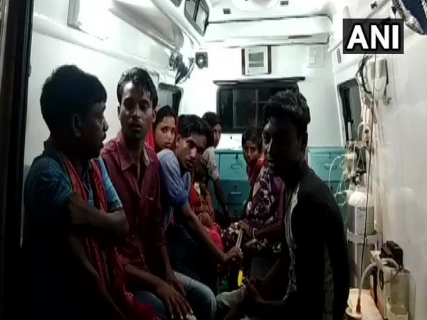 guests fell ill after consuming lizard-infected food at a wedding ceremony (Photo/ANI)