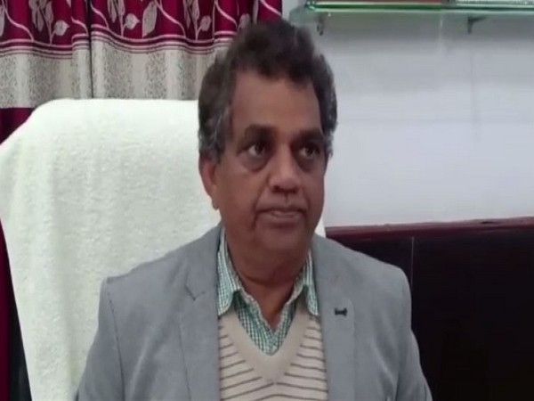 Commissioner of Rewa Municipal Corporation Sabhajeet Yadav while speaking to ANI (Photo/ANI)