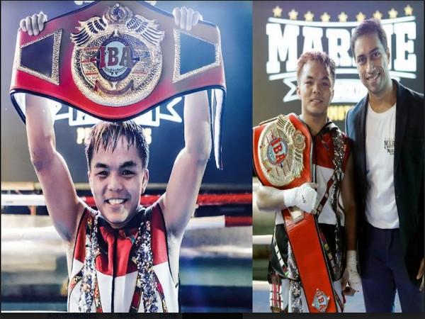 IBA Intercontinental Champion - Nutlai Lalbiakkima