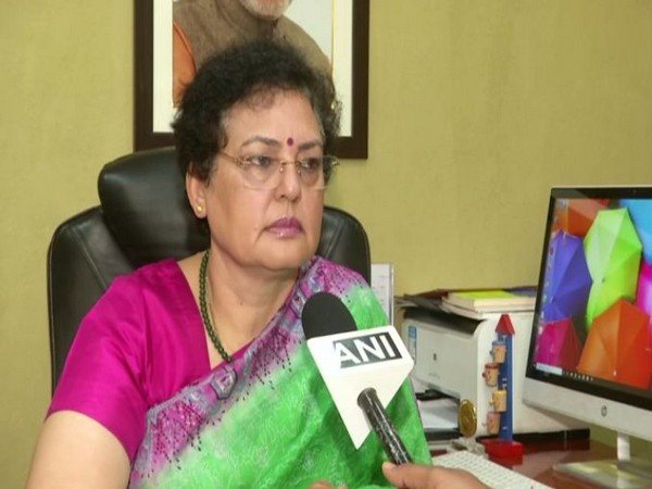 National Commission for Women (NCW) chairperson Rekha Sharma speaking to ANI on Friday (Photo/ANI)