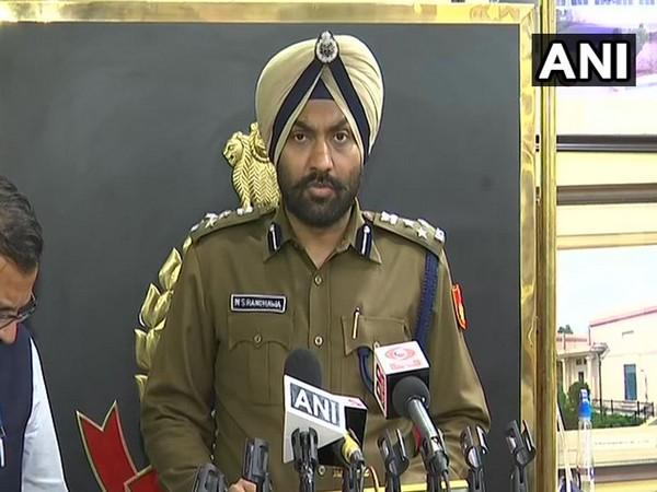 Delhi Police spokesman MS Randhawa (Photo/ANI)