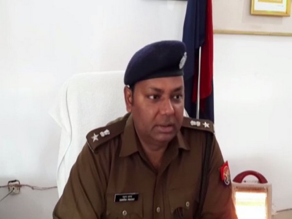 Yamuna Prasad, Superintendent of Police (SP) Sambhal (ANI)