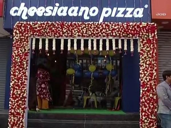 Cheesiano Pizza in Hyderabad