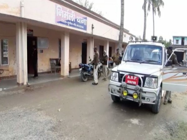 The Nirmali Police Station