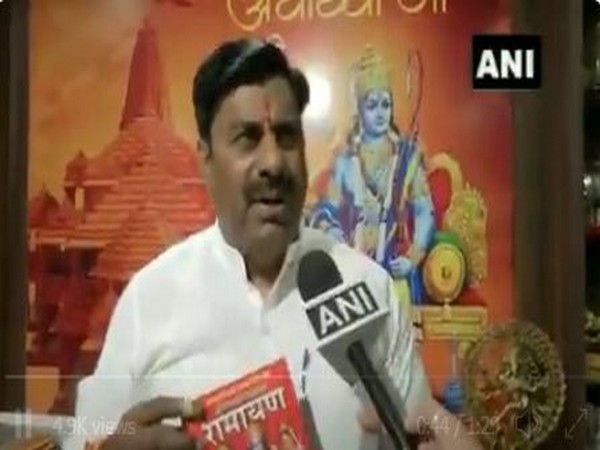 Madhya Pradesh pro-tem Speaker Rameshwar Sharma (Photo/ANI)