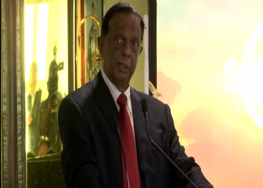 Sri Lankan Tourism Minister John Amaratunga. Photo/ANI