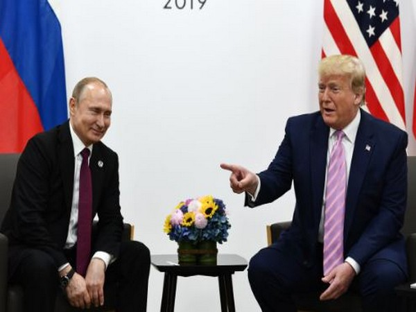 Russian President Donald Trump and US President Donald Trump met on sidelines on G-20 Summit in Osaka in June