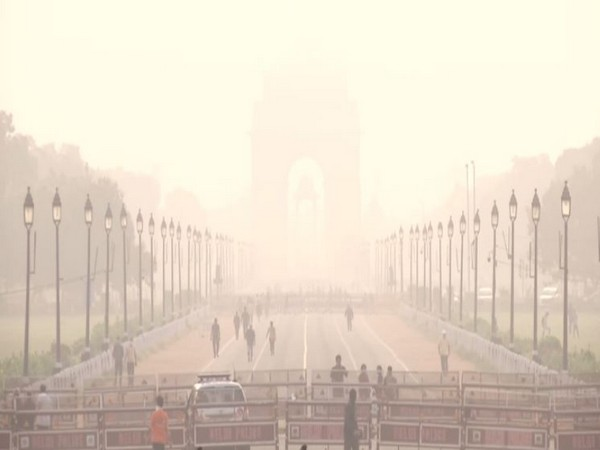Visual from Rajpath area (Photo/ANI)