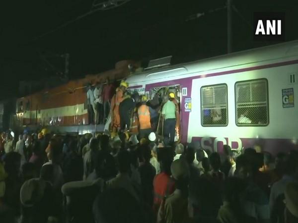 Operation conducted to rescue the Lingampalli-Falaknuma train driver (Photo/ANI)