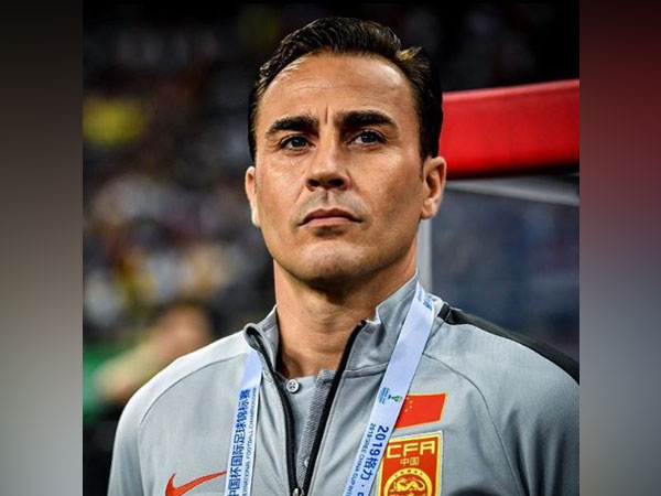 Guangzhou Evergrande Taobao FC manager Fabio Cannavaro (Photo/ Fabio Cannavaro Instagram)