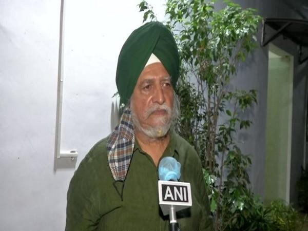 Harpal Singh Grewal, President, Heavenly Organic Farms (Photo/ANI)