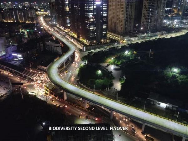 Biodiversity junction flyover (Photo/ KTR Twitter)