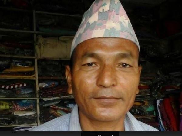 Chairman of Thatikadh Village Council of Dailekh District Dhir Bahadur Shahi (File photo)