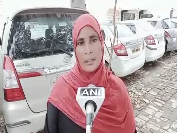 Kulsum Jahan alleges that her husband gave her triple talaq for not naming property in his name. (Photo/ANI)