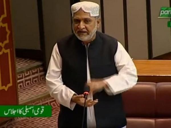 Former Chief Minister of Balochistan Sardar Akhtar Mengal