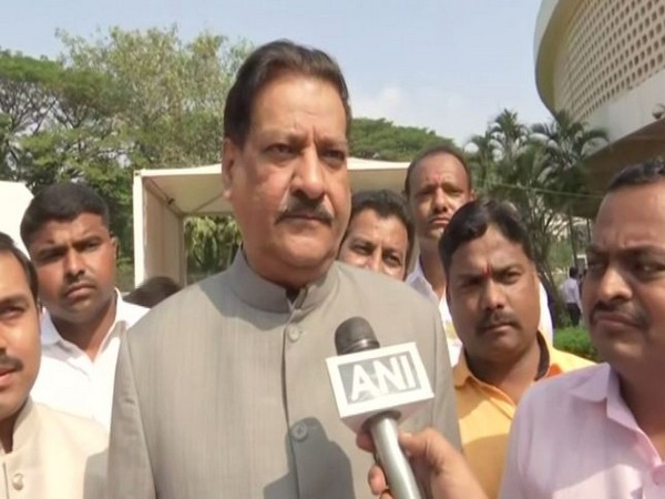 Congress leader Prithviraj Chavan (File photo)