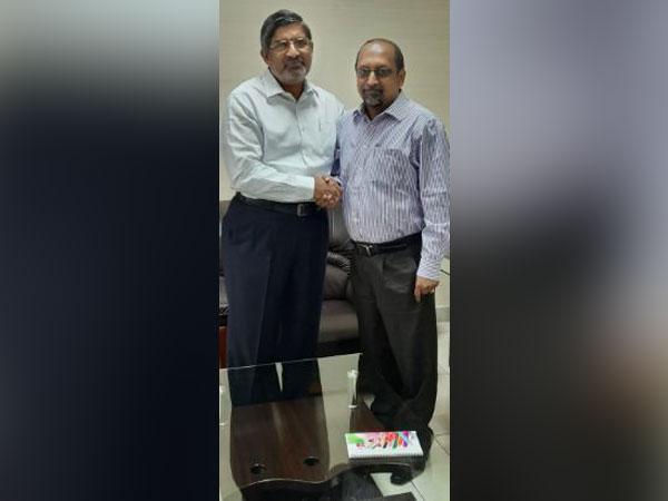 LV Subrahmanyam and Neerabh Kumar Prasad