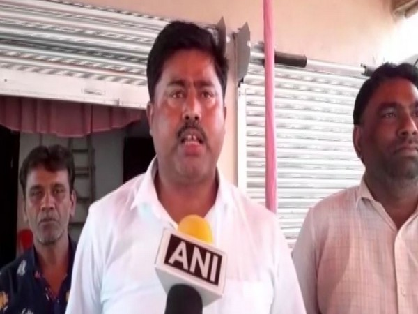 BJP worker in Bhatpara speaking to ANI