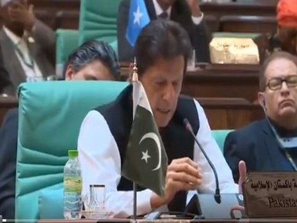 Pakistan Prime Minister Imran Khan (file photo)