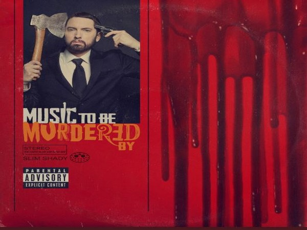 Eminem's latest album 'Music To Be Murdered By' (Photo/ Eminem Twitter)