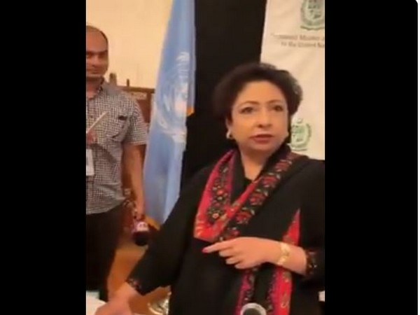 Pakistan's Permanent Representative to the United Nations, Maleeha Lodhi