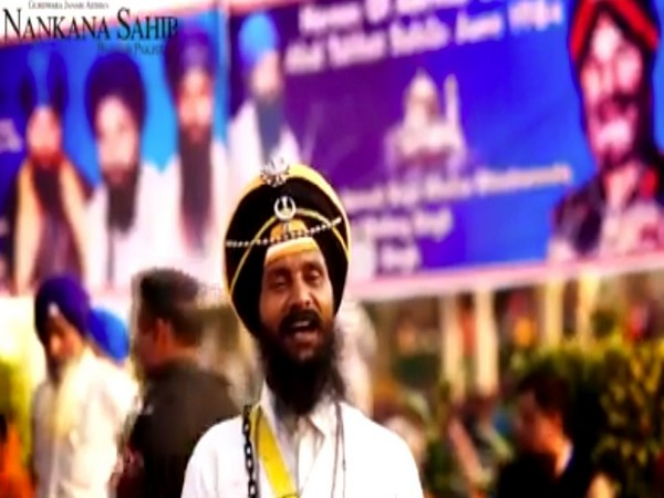 A poster of the slain Khalistani leaders including Jarnail Singh Bhindranwale appears in the Kartarpur corridor video song.