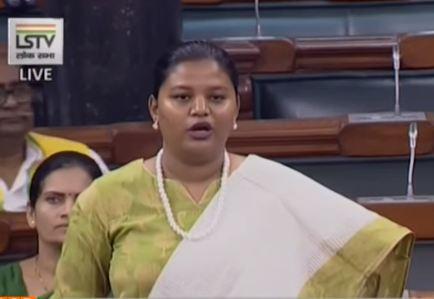 BJP MP Heena Gavit