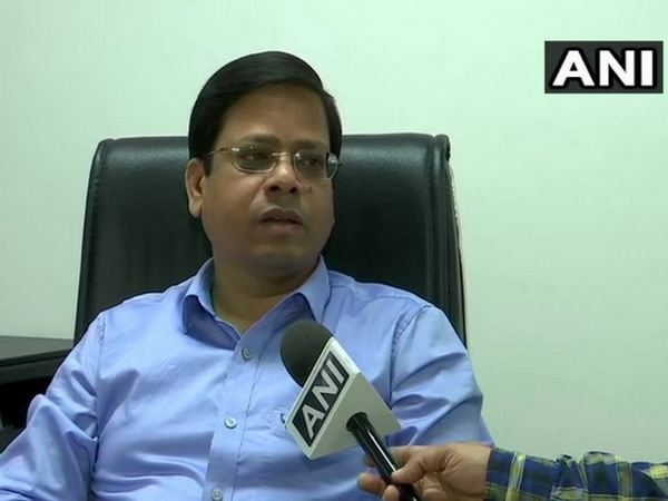 RK Verma, Principal Secretary, Department of Science, Technology and Environment speaking to ANI on Friday in Chandigarh. Photo/ANI