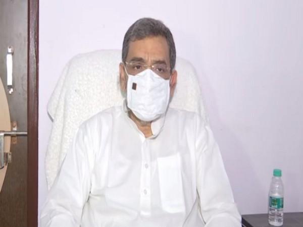 JDU leader Upendra Kushwaha (Photo/ANI)