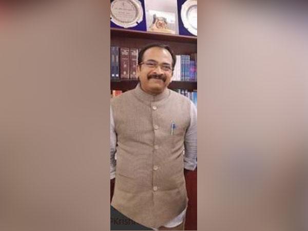 BJP general secretary Krishna Sagar Rao [File Photo/Twitter]