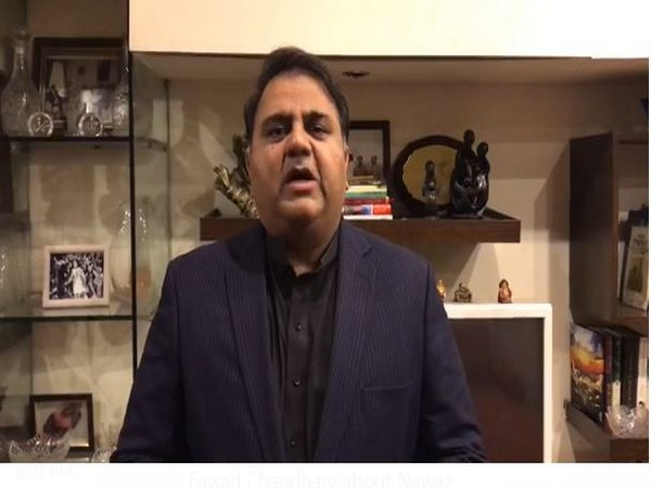 Science and Technology Minister Fawad Hussain Choudhary